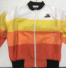 Armor All vintage racing jacket brand new 1980s dayglo Halloween Costume Size XL