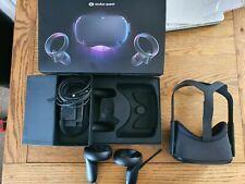 Oculus Quest 128GB VR Headset - Black                               NO RESERVE