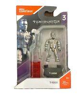 Mega Construx Heroes Terminator T-1000 Building Set ~ NEW Series 3