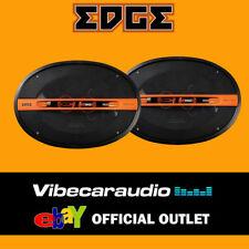 Edge EDST219-E6 6 x 9 2 way Coaxial Speakers 200W FREE P&P