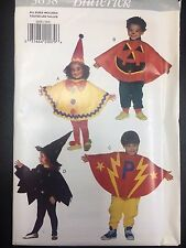 Butterick #3658 Toddler's Costume - All Sizes Included
