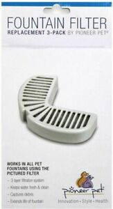 Pioneer Pet 3002 Pet Fountain Replacement Filter