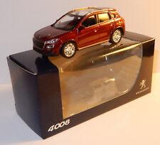 11.01.18.2 Peugeot 207 Mi-vie Berline 3p Bordeaux NOREV 3 inch