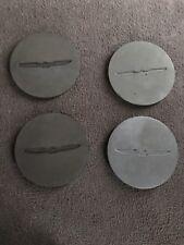 4 Thunderbird Hubcap Covers