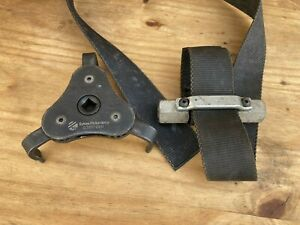 Sykes-Pickavant Oil Filter Strap Wrench + claw wrench - 03860000 + 03810000
