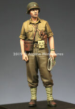 ALPINE MINIATURES 35269, US Tank Officer Summer, SCALE 1:35