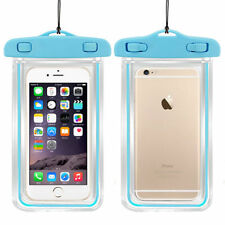 Mobile Phone Waterproof Dry Case Bag Pouch for iPhone X Samsung HTC OnePlus