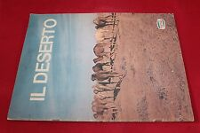 album figurine DESERTO TOTAL COMPLETO