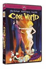 The Cool World (1992) Gabriel Byrne, Brad Pitt * Region 2 (UK) DVD New & Sealed