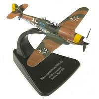 Oxford DieCast Messerschmitt Bf 109G Diecast Model 1:72