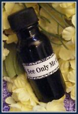 SEE ONLY ME OIL ~ Wicca, Voodoo, Santeria, Gothic
