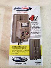Cuddeback C & E & G Series Cameras Battery Power Booster Pack