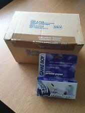 Gameboy printer paper 3× rolls box fresh UKV