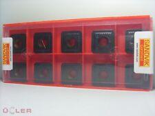 10 X SANDVIK  R245-18T6M-PM 4220 WENDESCHNEIDPLATTEN CARBIDE INSERTS