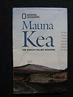 National Geographic Map, September 2012 - Mauna Kea, The World's Tallest Mount..