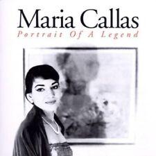 Maria Callas - Portrait Of A Legend  .NEW CD .Last Of Stock!!!!