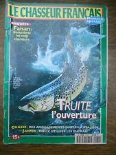 Le Chasseur Français N°1189: Truite: l'ouverture