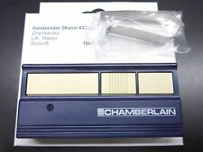 Chamberlain 3 Kanal Handsender Motorlift Fernbedienung 4333E Liftmaster ORIGINAL