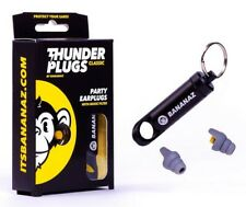 Thunderplugs Classic -18db Party Ear Plugs / Protection