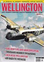Wellington Bomber Plane Magazine Sub Hunters Minesweepers Loch Ness Air Raids