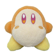 "REAL  New 1686 Little Buddy   Kirby 25th Anniversary Waddle Dee 5"" Stuffed Plush"