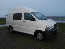 Toyota Manual 2 Axles Campervans & Motorhomes