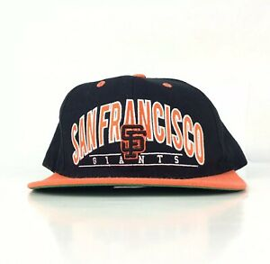 San Francisco Giants Baseball Cap Hat SnapBack Men's - Marks On Right Side