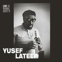 YUSEF LATEEF – LIVE AT RONNIE SCOTT'S JAN 15th 1966 Vinyl LP (NEW/SEALED)
