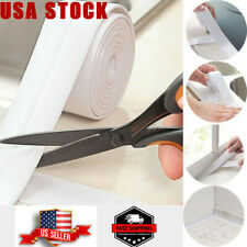 Bathtub Caulk Strip Waterproof Self Adhesive Sealant Tape Tub Wall Corner Edge