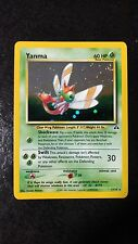 Yanma 17/75  Pokemon  Rare Holo Neo Discovery Card Excellent NM N