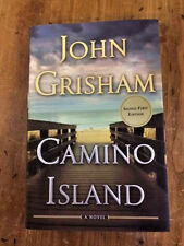 Camino Island : A Novel by John Grisham (2017, Hardcover) SIGNED