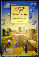 SCIENZE POTERI E DEMOCRAZIA EDITORI RIUNITI 2006 A CURA DI MARCO MAMONE CAPRIA