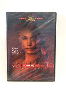 SPECIES II (1998) DVD - MICHAEL MADSEN