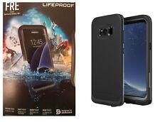 LifeProof FRE Case Waterproof Case For Samsung Galaxy S8+ S8 Plus Black BrandNEW