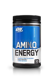 OPTIMUM NUTRITION AMINO ENERGY 30 SERVE - ESSENTIAL AMINO ACID ENERGY FOCUS 270G