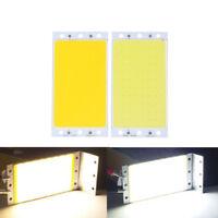 94x50mm 15W COB LED quadratischer / Streifen-Licht-Lampen-Korn-Span diy DC 12-XJ