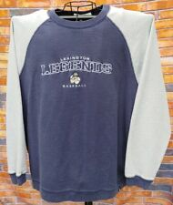 LEXINGTON LEGENDS MINOR LEAGUE BASEBALL TEAM XL BLUE & GRAY SWEATSHIRT KENTUCKY
