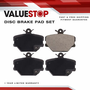 Front Ceramic Brake Pads for Smart Cabrio, Crossblade, Fortwo, Roadster