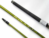 NEW Aldila NV Graphite Shaft + TaylorMade Adapter 2°, Fit M1/M2/M3/M4