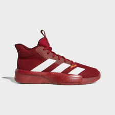 Adidas BasketBall Men's Red Pro Next 2019 BasketBall Sneakers F97273