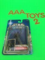 Star Wars GEONOSIAN WARRIOR Blue Card AOTC Figure MOC