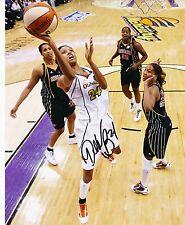 Dewanna Bonner Autographed 8x10 Photo Phoenix Mercury