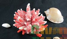 Aquarium Fish Tank Silicone Sea Anemone Artificial Coral Ornament SH 095Pink