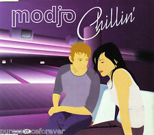 MODJO - Chillin' (UK 4 Trk Enhanced CD Single)
