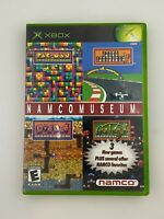 Namco Museum - Original Xbox Game - Complete & Tested
