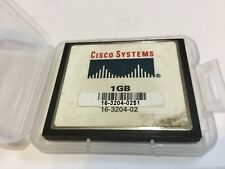 1pcs 1gb CISCO Compact flash  CF I  memory card for most Cisco routers ,servers