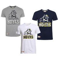 American Freshman Georgetown Hoyas Mens Short Sleeve T-Shirt Top Tee