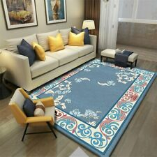 Living Room Carpet Fashion Bedroom Mat Point Plastic Bottom Carpets Area Rugs
