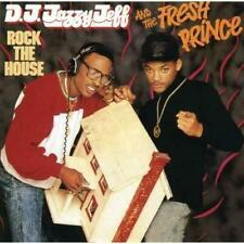 "DJ Jazzy Jeff & Fresh Prince: Rock The House CD Will Smith ""Brand New Sealed"""