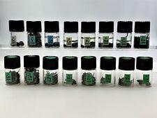 Rare Earth Metal Element Set 16 x Min One Gram Each bottled Scandium Lutetium ++